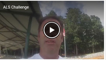 ALS Challenge completed by Tom Miller