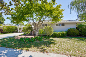 Sunnyvale CA Single Family Home SOLD: $1,548,000