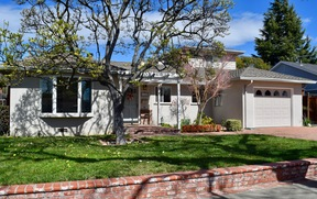 SUNNYVALE CA Single Family Home Sold: $2,260,000