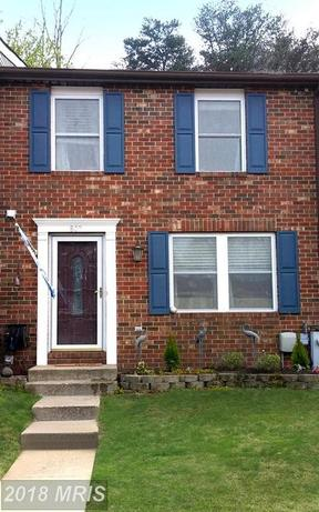 Townhouse Active Under Contract: 8071 Wolsey Court