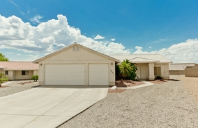 Lake Havasu City AZ Single Family Home Sold: $264,900
