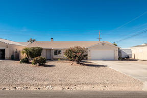 Lake Havasu City AZ Single Family Home Sold: $198,000