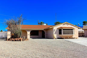Lake Havasu City AZ Single Family Home Sold1000156: $230,000