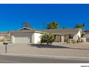 Lake Havasu City AZ Single Family Home Sold: $190,250