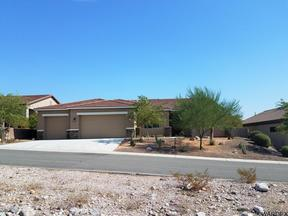 Lake Havasu City AZ Single Family Home Sold: $335,000