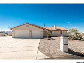 Lake Havasu City AZ Single Family Home Sold: $271,000