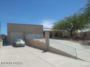 Lake Havasu City AZ Single Family Home Sold: $345,900