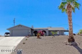 Lake Havasu City AZ Single Family Home Sold: $210,000