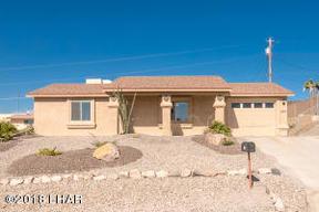 Lake Havasu City AZ Single Family Home Sold: $200,000