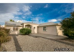 Lake Havasu City AZ Residential Sold: $167,000