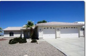 Lake Havasu City AZ Residential Sold: $180,000