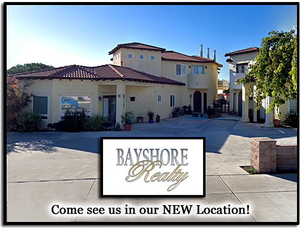 Bayshore Realty Office in Morro Bay, CA