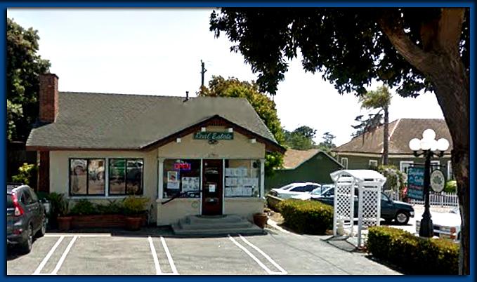 Bayshore Realty Office in Morro Bay, CA