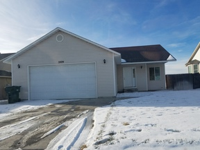 Pocatello ID Single Family Home For Rent: $1,100