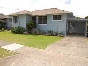 Residential Closed: 1059 Hele St