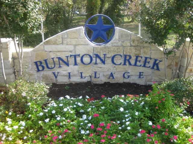 Homes for sale in Bunton Creek in Kyle