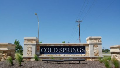 Pulte Homes for sale in Cold Springs in Leander