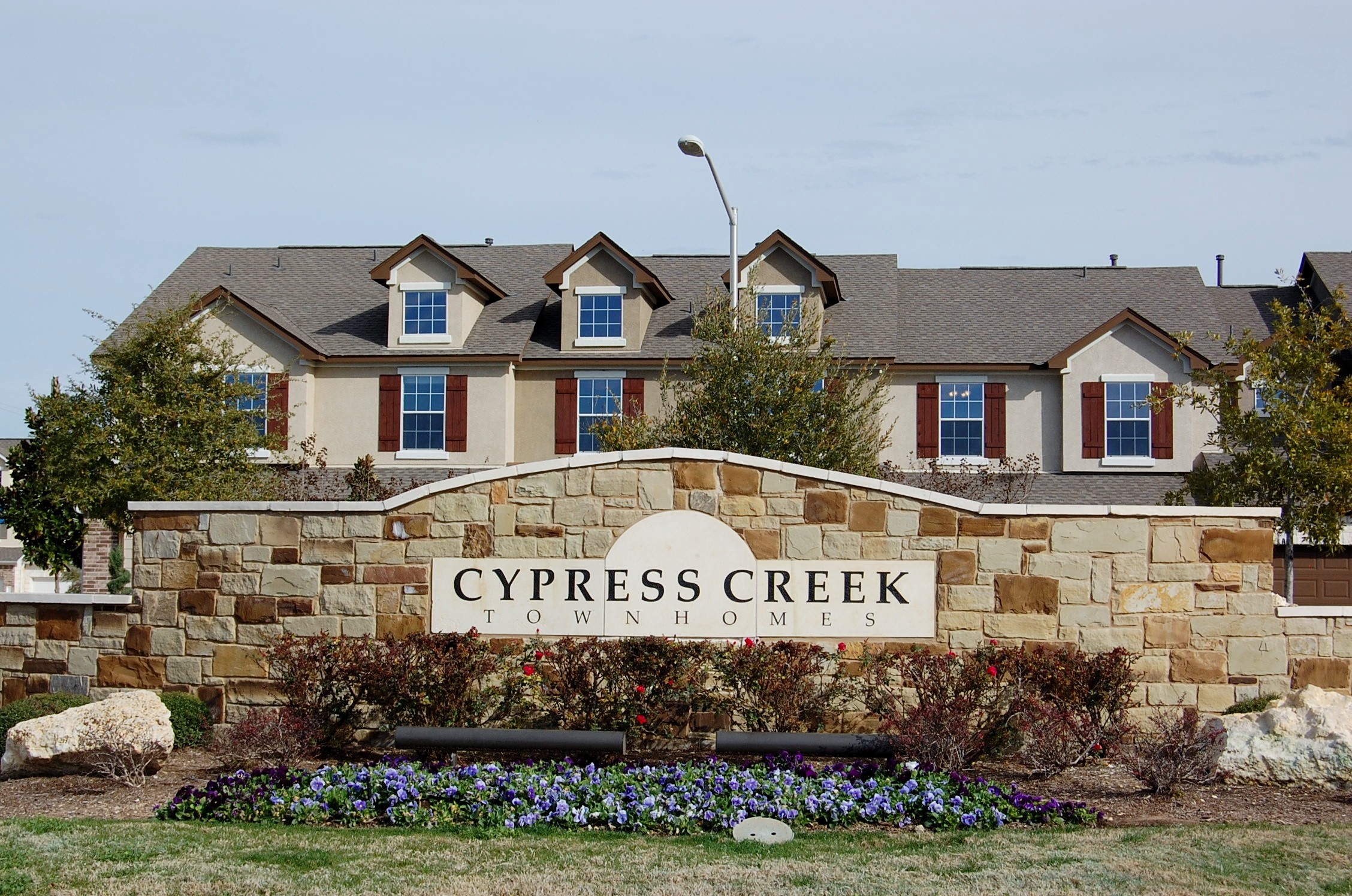 Cypress Creek Townhomes for sale in Cedar Park