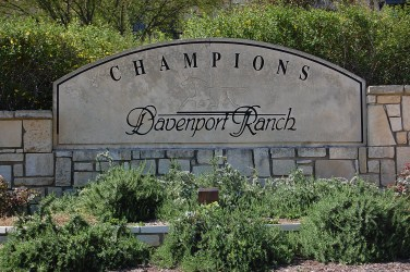 Homes for sale in Davenport Ranch in Austin