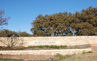 Forest Oaks homes for sale in Cedar Park