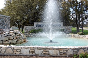 Fountainwood homes fo sale in Georgtown