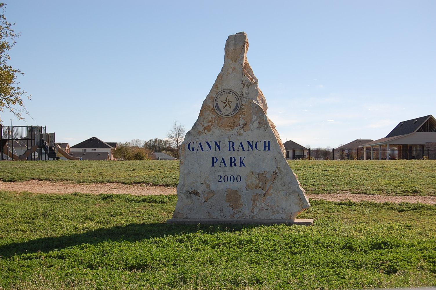 Gann Ranch homes for sale in Cedar Park