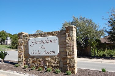 Homes for sale in Greenshores on Lake Austin