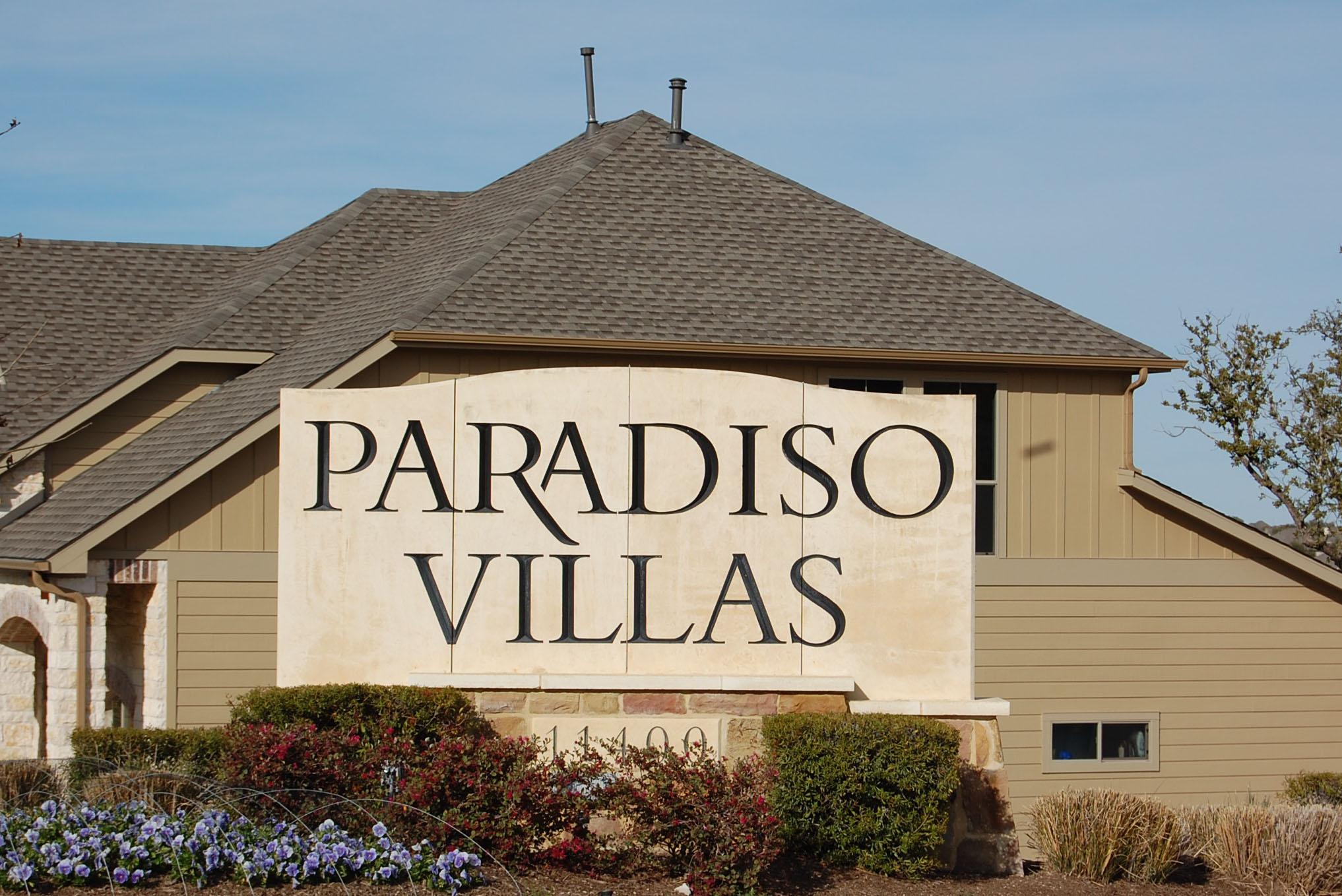 Paradiso Villas for sale in Cedar Park