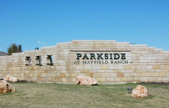 Homes for sale in Parkside at Mayfield Ranch