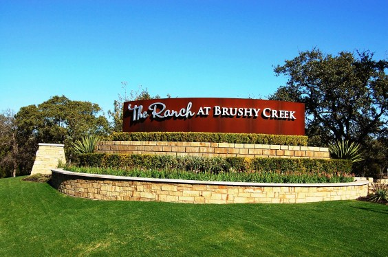 Ranch at Brushy Creek homes for sale
