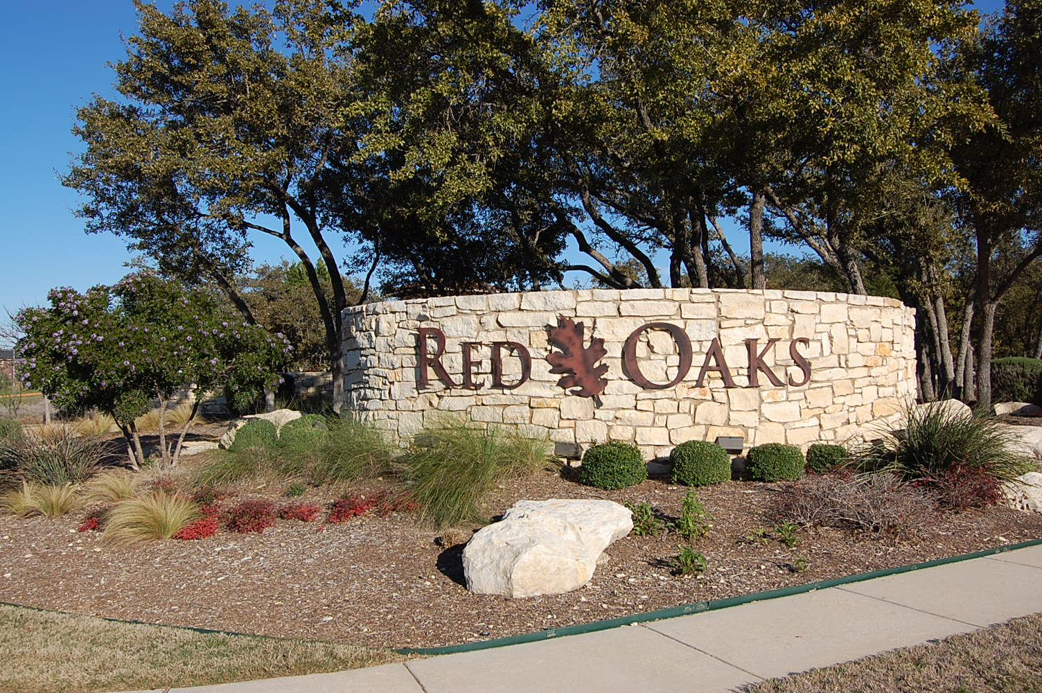 Red Oaks homes for sale in Cedar Park