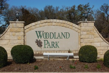 Homes for sale in Woodland Park in Georgetown