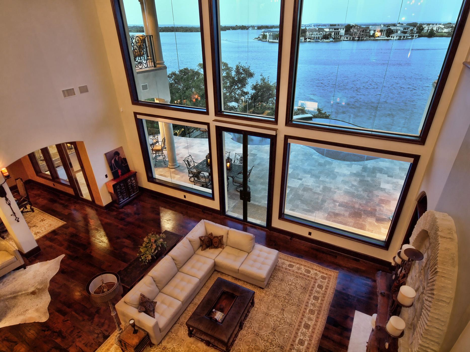 41 amazing lakehouse retreats for Custom home builders central arkansas