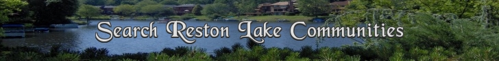 Reston Virginia Lakefront Homes and Lakefront Communities