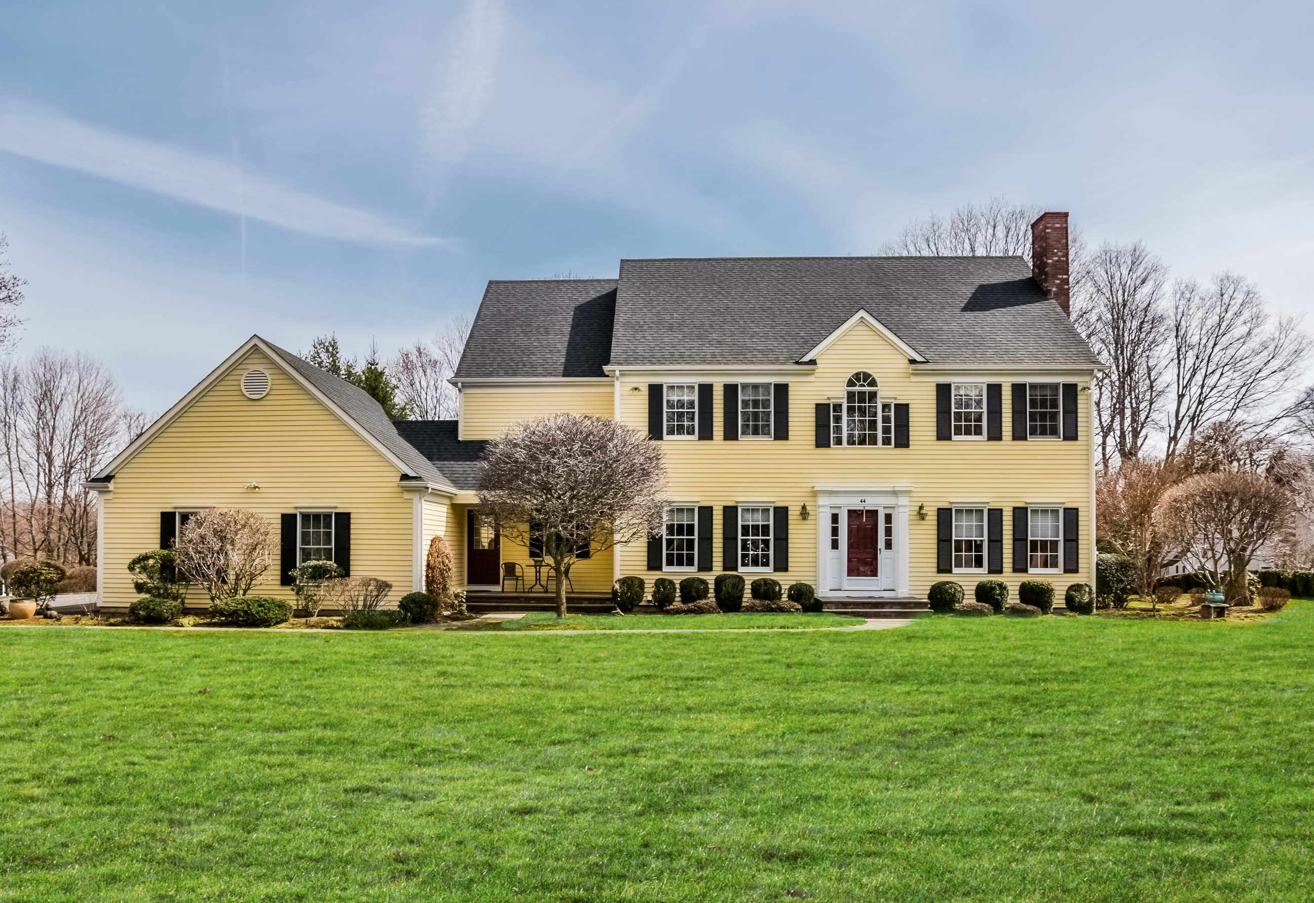 Ridgefield Connecticut Homes for Sale