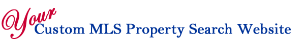 Your Custom MLS Property Search Website