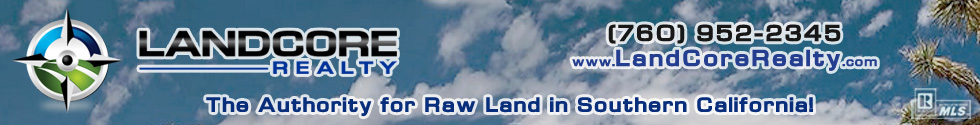 List your Land in Southern California with LandCore Realty