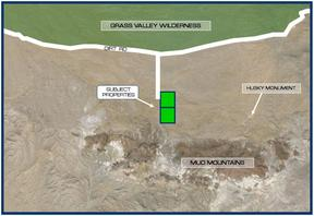 Residential Lots & Land For Sale: 40 Acres South of Grass Valley Wilderness Area