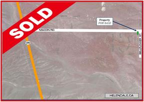 Residential Lots & Land SOLD: 2.35 Ac on Macon Rd.