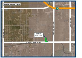 Apple Valley CA Residential Lots & Land For Sale: $75,000