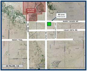 Twentynine Palms CA Residential Lots & Land For Sale: $36,940