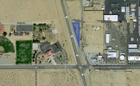 Adelanto CA Commercial Lots & Land For Sale: $88,888