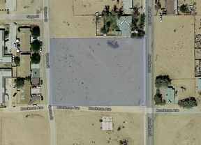 Adelanto CA Commercial Lots & Land For Sale: $49,950