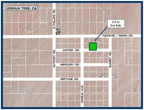 Residential Lots & Land For Sale: 2.3 Ac on Jupiter Dr.