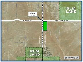 Residential Lots & Land Sold: 72.1 Acres on Shadow Mountain Rd.