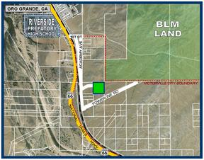 Residential Lots & Land Sale Pending: 10 Acres Near Academy Ave