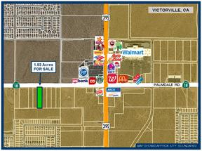 Residential Lots & Land SOLD: 1.83 Ac on Palmdale Rd
