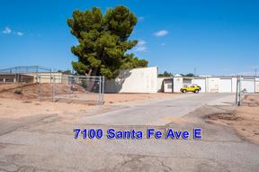 Commercial SOLD: 7100 Santa Fe Ave E