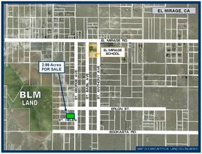 Residential Lots & Land For Sale: 2.99 Acres on St. George Ave