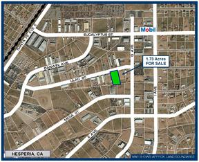 Commercial Lots & Land SOLD: 1.73 Acres on Lilac St. (Lot 79)